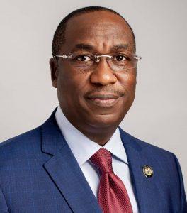 picture of deputy governor of lagos state dr kadri o. hamzat
