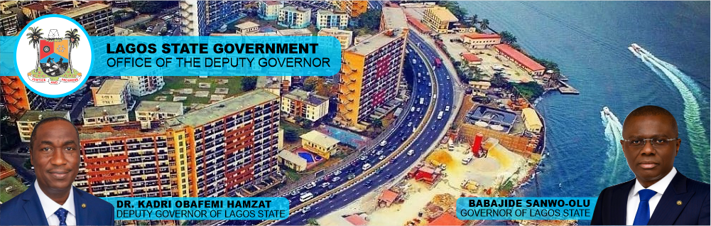 DEPUTY GOVERNOR, LAGOS STATE|DR KADRI OBAFEMI HAMZAT – Lagos State Government